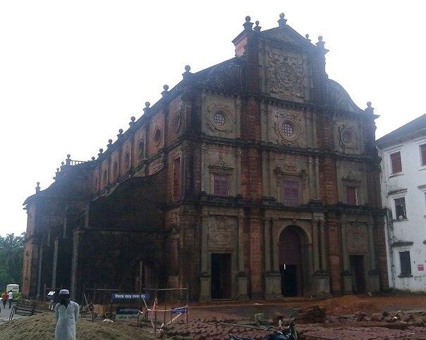 Католических храм