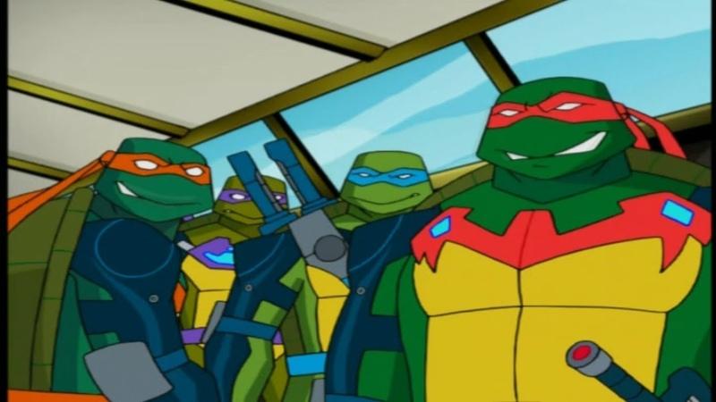 Черепашки-ниндзя: Смешные моменты (6 сезон, 2006-2007)