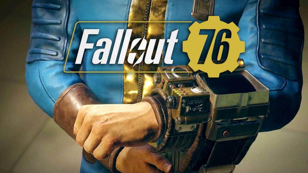 Радио Fallout 76 - слушать онлайн!