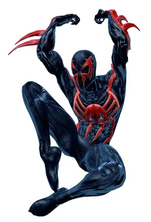 spider-man shattered dimensions 2099