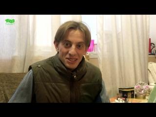 Филипп Черный. Артисты Иркутского ТЮЗа на гастролях в Санкт-Петербурге