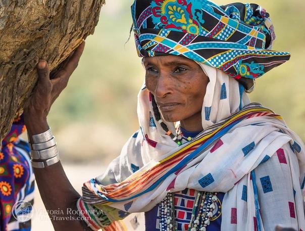 Выйти замуж за Фулани (Чад). Племена матриархата