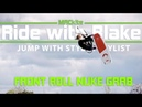 Kiteboarding: Front Roll Nuke Grab - Ride with Blake Jump with Style EP 03