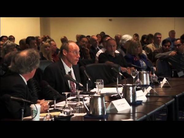 Dr. Steven Greer Testimony