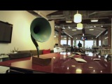 Gramovox(TM) Bluetooth Gramophone