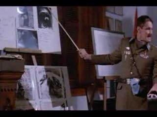 Речь полковника в фильме «Красный рассвет»; ядрёная клюква.