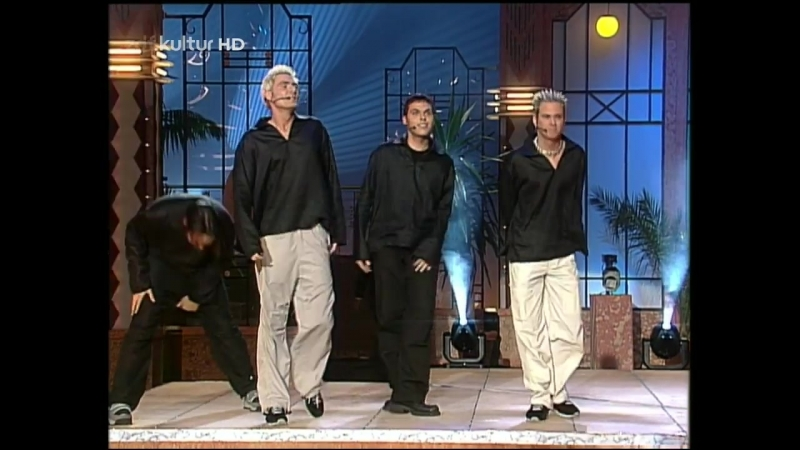 Touché - Kids In America (ZDF, Show Palast, 18.04.1999)