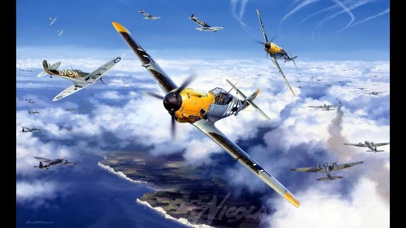 Messerschmitt bf.109. Легенда Люфтваффе | War Thunder