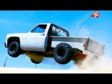 Muscle Truck vs. Baja Bug! 1974 Chevy C10 Battles Fred's Volkswagen Baja Bug - Roadkill Ep. 28