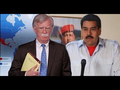 Венесуэла: МаДУРЕ кирдык. Народ Венесуэлы, готовься - спасение грядёт!