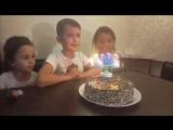 Торт и неожиданности )