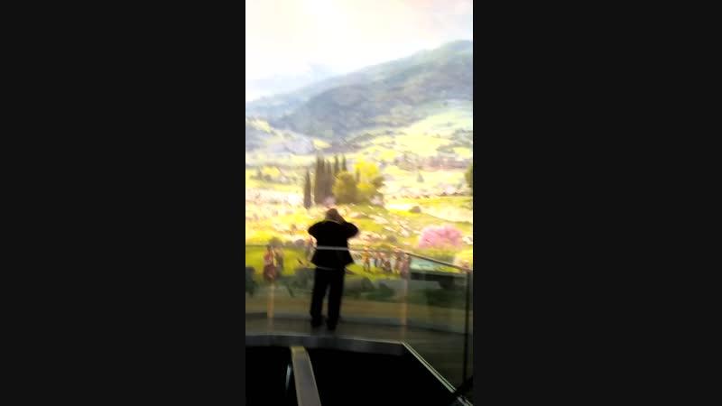 Fetih müzesi panorama 1326 (музей Панорама 1326 год) Бурса