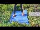 5 Эффективных упражнений для ЗДОРОВЫХ СТОП 240p