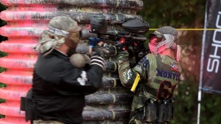 Old School 10 Man Paintball in 2018 at the Iron City Classic