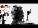 LEGO Star Wars Превращение в Дарта Вейдера 75183