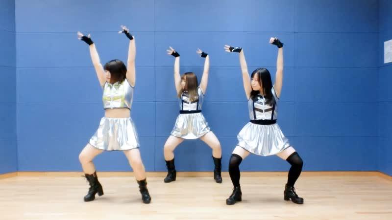 【はな x みこ x シェリル】モーニング娘。『恋愛ハンター』踊ってみた 1080 x 1920 sm35258518
