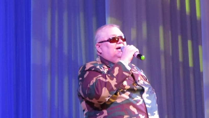 Иван Ожгихин исполнил песню всем тем, кто называл себя я солдат вооруженных сил Советского Союза