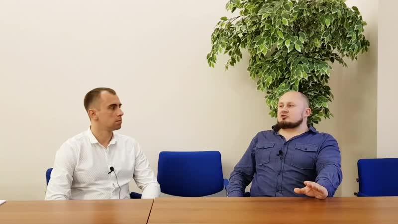 Сергей Савоськин - интервью