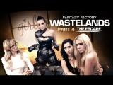 Fantasy Factory Wastelands (Episode 4 The Escape) April O'Neil, Abigail Mac, Cherie DeVille, Kenna James PornMir