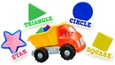 Английский для детей с Капуки Кануки. Песенка машинки грузовичка.