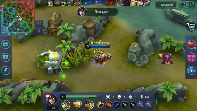 [CheaZ Play] Mobile Legends: Топ 5 Лейтовых Героев!