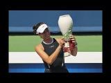 2017 Western & Southern Open Final | Garbiñe Muguruza vs Simona Halep | WTA Highlights