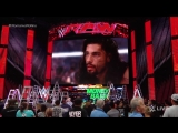 Roman Reigns and Seth Rollins' history, in The Big Dog's words ( 1080 X 1920 ).mp4
