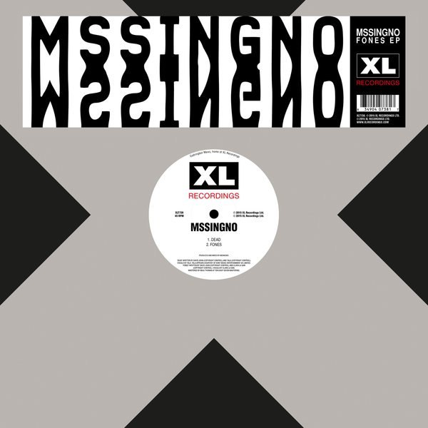 Mssingno - Fones EP (2016)