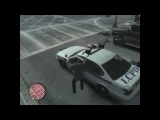 Grand Theft Auto 4 || 2 Crazy Police Chase and Epic final