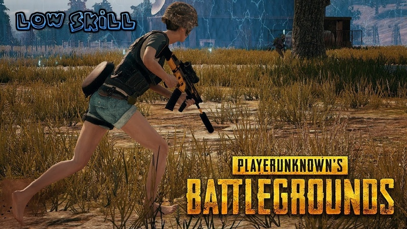 PlayerUnknown's Battlegrounds solo tpp