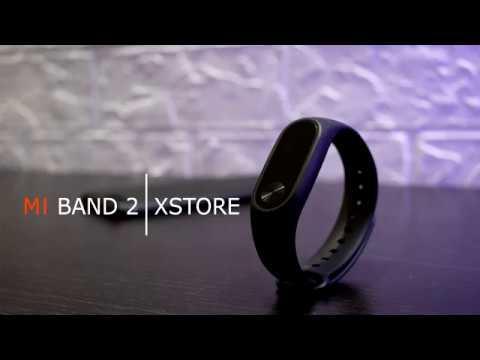 Обзор | фитнес браслет Xiaomi Mi Band 2