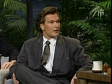 JOHNNY CARSON INTERVIEW PATRICK SWAYZE May 17 1989