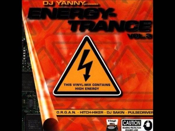 DJ Yanny - Energy Trance Vol.3