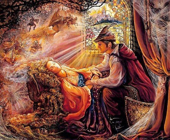 Мифологические архетипы в русских сказках