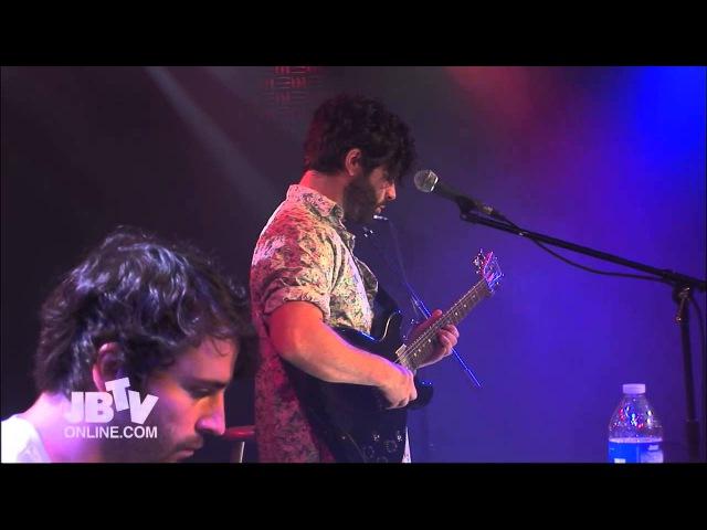 Foals - Stepson | Live @ JBTV