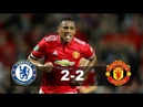 Chelsea vs Manchester United 2-2 Highlights Goals 20.10.2018