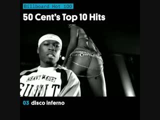 Billboard - 50 Cent's Top 10 Hits