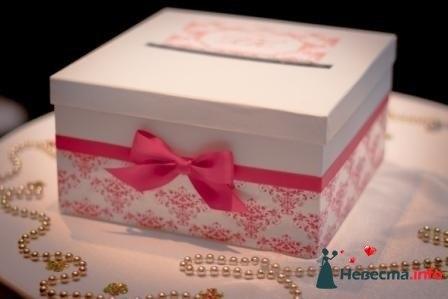 Квадратная коробочка для денег своими руками