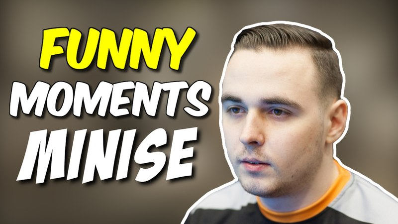 FUNNY MOMENTS MINISE (Clutch 1vs5, Ninja Defuse, stream highlights and more) - CS:GO