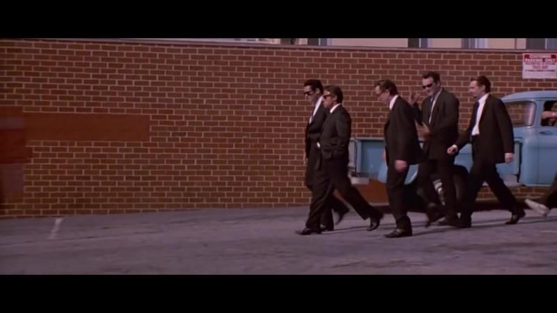 Бешеные псы (1992) Русский трейлер