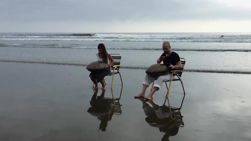 Handpan Duet - The Old Sea