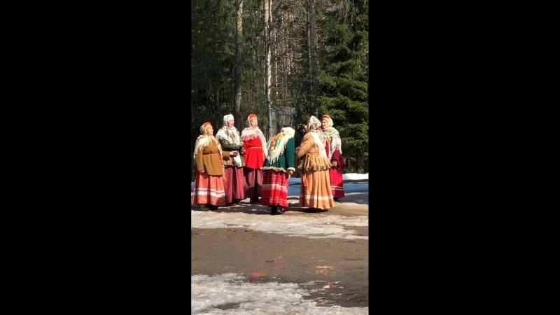 Малые Карелы,Russian Folks