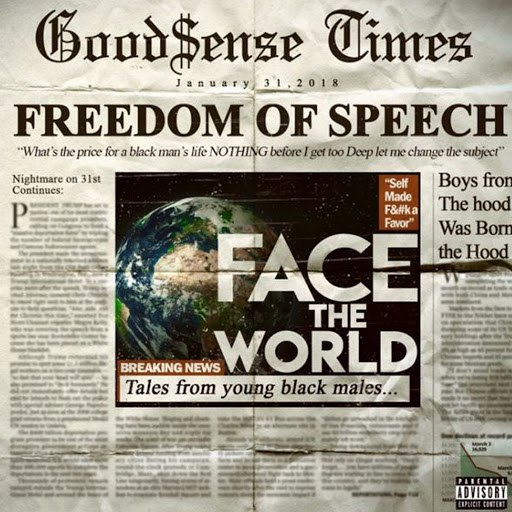 Young Roddy альбом Face The World