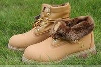 Ботинки Тимберленд Мужские Зимние