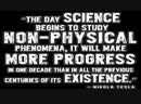 Никола Тесла первым применил загадочную энергию ЭФИРА отраженную от купола Плоской Земли