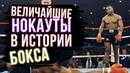 Лучшие нокауты в истории бокса. Самые неожиданные нокауты