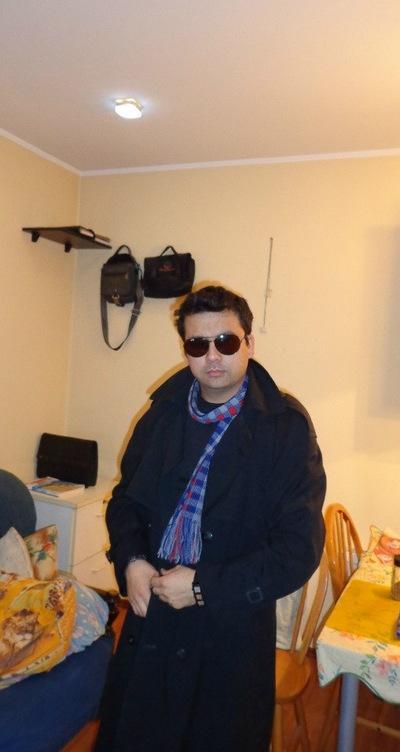 Умед Умаров, 15 декабря 1987, Санкт-Петербург, id193094043