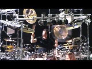 Dream Theater - The Dark Eternal Night [Mike Mangini drum cam] - 08/26/2012 - Sao Paulo, Brazil
