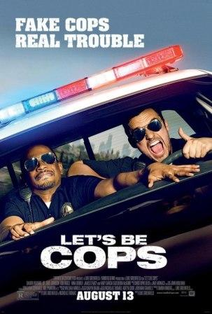 Типа копы let s be cops