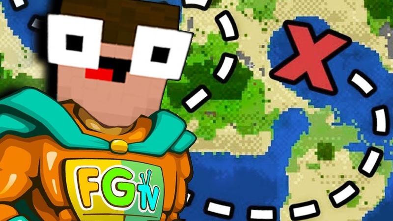Minecraft КАК НАХОДИТЬ ОДИН И ТОТ ЖЕ КЛАД! Майнкрафт Морское Путешествие 7 МАЙНКРАФТ ВЫЖИВАНИЕ